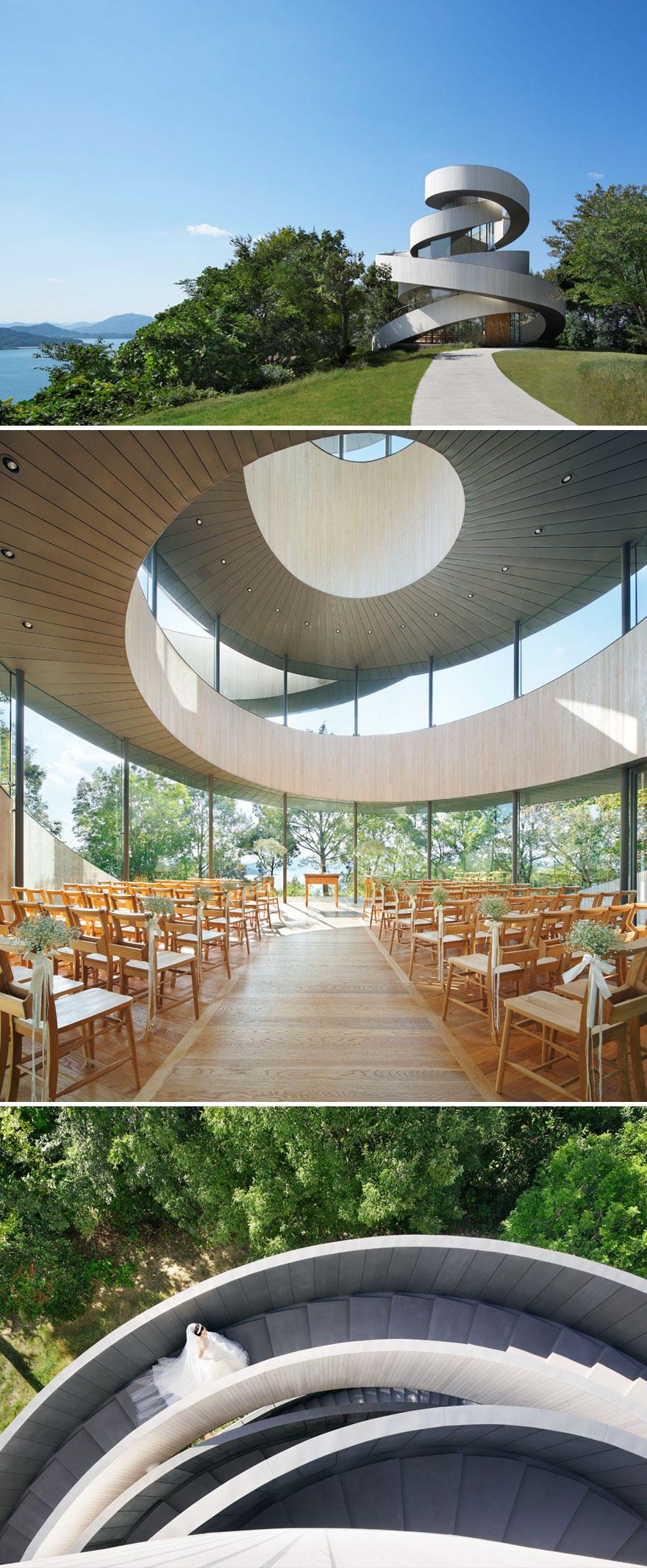 # 10 Chapelle du ruban à Hiroshima