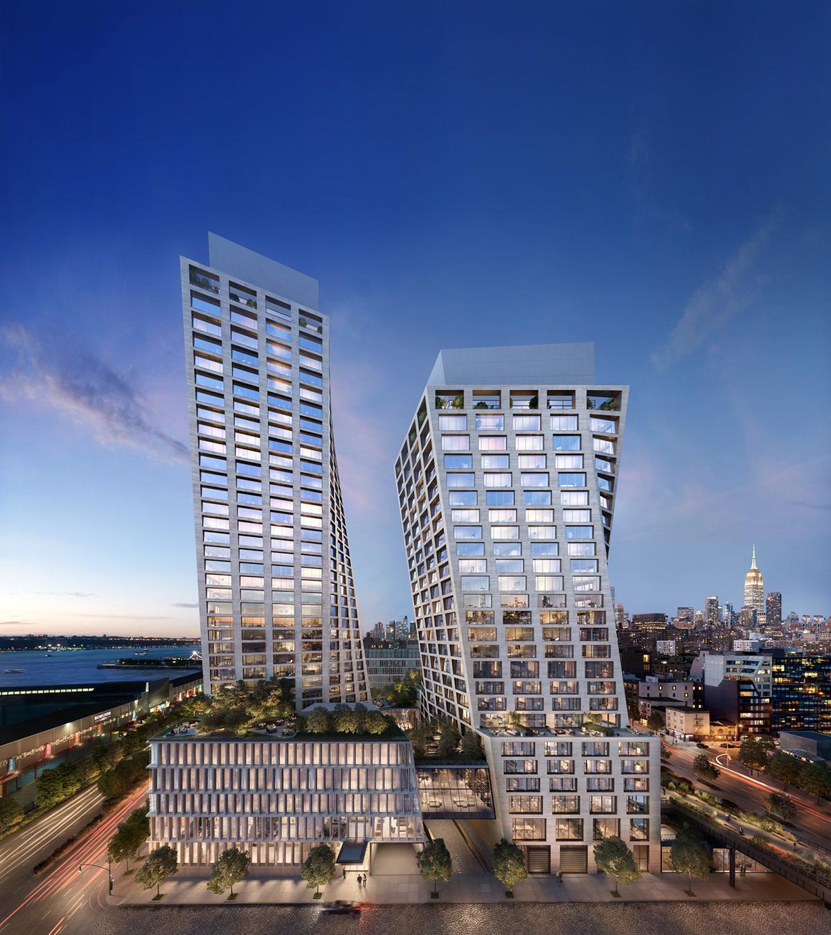 Six Senses New York hôtel design
