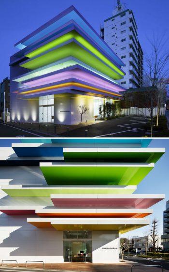 Sugamo Shinkin Bank Shimura Branch Azusawa, Itabashi-ku, Japon
