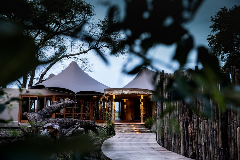 Wilderness Safaris Mombo Camp and Little Mombo